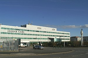 Halewood Body & embly - Wikipedia
