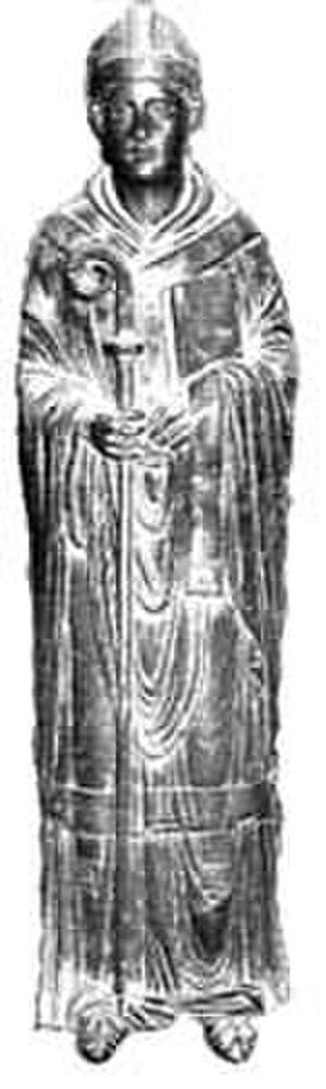 Wichmann von Seeburg - Statue of Wichmann in Magdeburg cathedral.