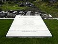 Wien-Simmering - Zentralfriedhof - alte jüdische Abteilung - Grab von Moriz Benedikt und Familie.jpg