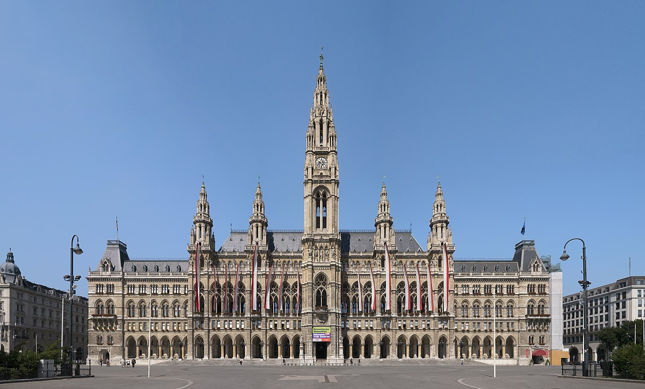 Image result for vienna rathaus