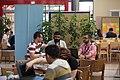 Wikimedia Hackathon Vienna 2017-05-19 lounge 032.jpg