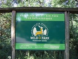 Wildlife Park Frankfurt Oder plate with logo.jpg