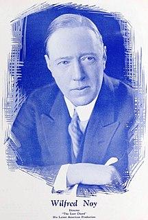 Wilfred Noy English film director