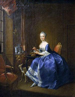 Princess Wilhelmina of Hesse-Kassel - Image: Wilhelmine Landgräfin von Hessen Kassel (Tischbein)