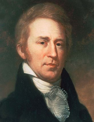 William Clark - Image: William Clark Charles Willson Peale