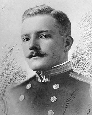 William M. Corry Jr. - William Merrill Corry Jr., USN (1889-1920)