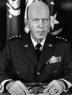 William F. McKee - General William F. McKee