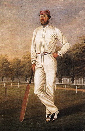 Intercolonial cricket in Australia - Tom Wills regularly captained Victoria from 1858 to 1876.