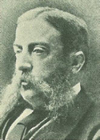 Mayor of Napier, New Zealand - Image: William Isaac Spencer