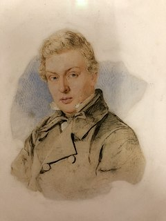 William James Blacklock British landscape artist