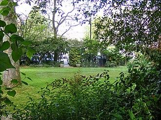Wilton Crescent - Wilton Garden