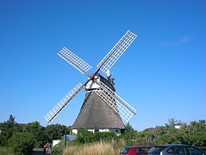 The windmill in Wrixum