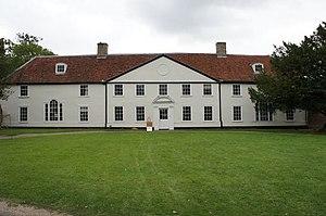 Wingfield, Suffolk - Wingfield College.