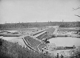 Winnibigoshish Lake Dam