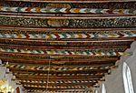 Wismar, Heiligen-Geist Details der Deckenmalerei 2.JPG
