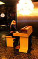 Woman Playing Spooky Song on Keys - Thomas 2001 Organ.jpg