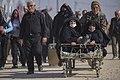 Women on the Arba'een Walk-Mehran city-Iran زنان در پیاده روی اربعین در مرز مهران- عکاسی خبری 07.jpg