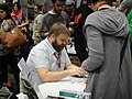 WonderCon 2011 - Walking Dead creator Robert Kirkman (5596534869).jpg