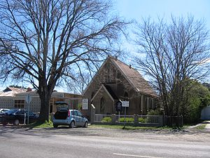 Woodend, Victoria - Woodend Uniting Church