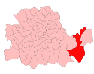 Woolwich West (UK Parliament constituency)