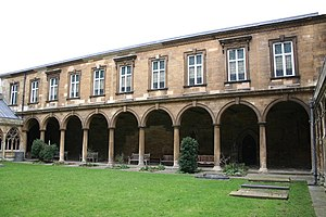 Lincoln Cathedral Library - Wren Library building