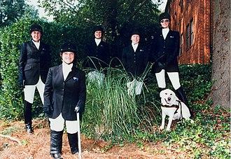 Australia at the 1996 Summer Paralympics - Australian Equestrian Team - Atlanta 1996