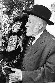Yaakov Moshe Toledano Israeli chief rabbi