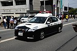 Yamagata P.D. Police Car (SUBARU Legacy B4) (26513315810).jpg