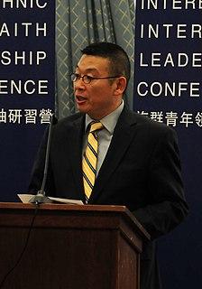 Yang Jianli Chinese dissident