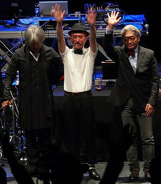 Synth-pop - Yellow Magic Orchestra in 2008