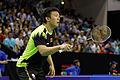 Yonex IFB 2013 - Quarterfinal - Liu Xiaolong - Qiu Zihan vs Mathias Boe - Carsten Mogensen 03.jpg