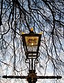 York, Gas lamp in the precincts of York Minster - geograph.org.uk - 1114496.jpg