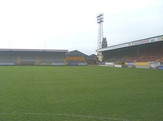Boston United F.C. - The Jakemans Stadium