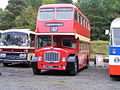 York West Yorkshire bus YDX221 (NWU 265D), 2008 Aire Valley Running Day (3).jpg