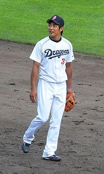 Daiki Yoshikawa baseball player