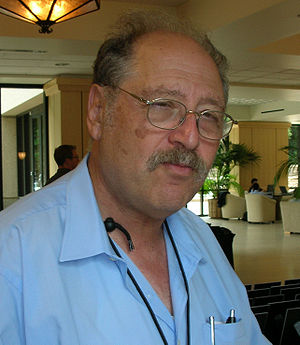 Yossi Vardi, former Director General of the De...