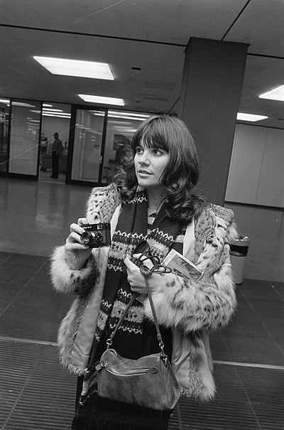 Picture of a band or musician: Linda Ronstadt