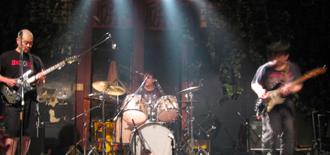 Zeni Geva - KK Null, Tatsuya Yoshida, and Mitsuru Tabata, live in 2009