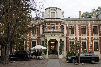 Association of Polish Architects - Konstanty Zamoyski Palace, home of SARP