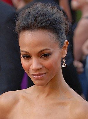 Zoe Saldana - Saldana at the 82nd Academy Awards, 2010
