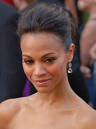 Zoe Saldana - Saldana at the 82nd Academy Awards (2010)