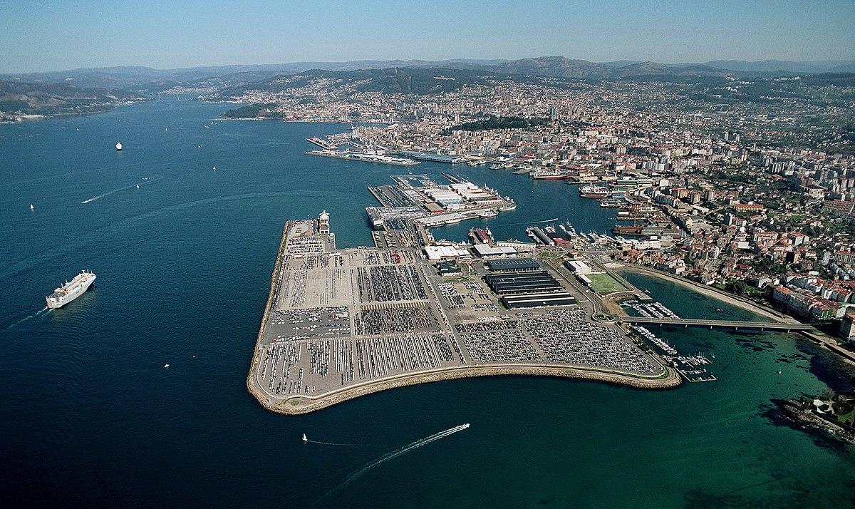 Vigo Free Trade Zone Consortium - Wikipedia