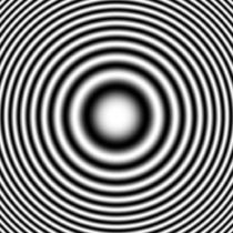 IMAGE: http://upload.wikimedia.org/wikipedia/commons/thumb/6/66/Zonenplatte_Cosinus.png/210px-Zonenplatte_Cosinus.png