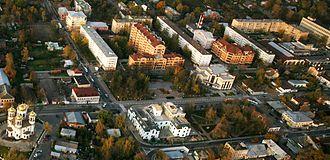 Zvenigorod - Image: Zvenigorod centr