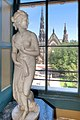 """Venus"" in Peabody Institute, with Mount Vernon U.M.C.jpg"