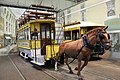 'Horse'- drawn tram at the Crich Tramway Museum - geograph.org.uk - 1655363.jpg