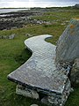 'Reflections' seat - geograph.org.uk - 590110.jpg
