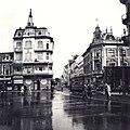 Áldás utca (Strada Iosif Vulcan) a Bémer tér (Piata Regele Ferdinand I) felől nézve. Fortepan 76955.jpg