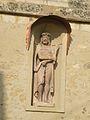 Église Notre-Dame-de-l'Assomption de Fresne-Léguillon christ.JPG