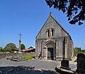 Église Notre-Dame de l'Assomption du Breuil-en-Bessin. Vue ouest.jpg